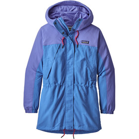 Patagonia Skyforest Parka Women Port Blue